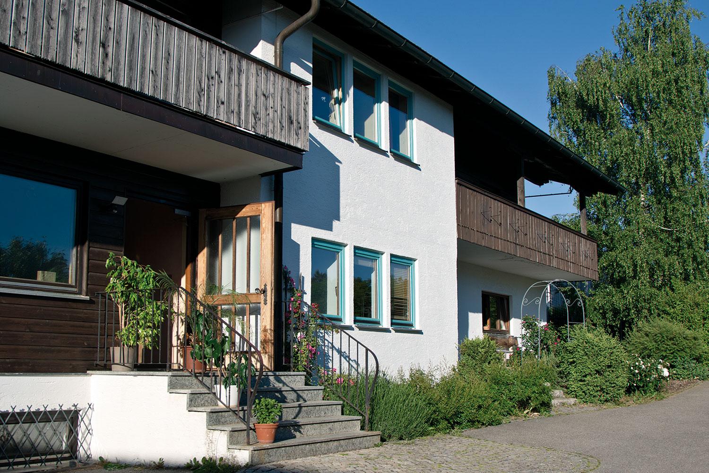 Birkenhaus | Chiemsee Wg