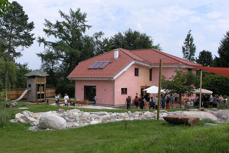 Eröffnung des Lärchenhauses 2018 | Chiemsee Wg