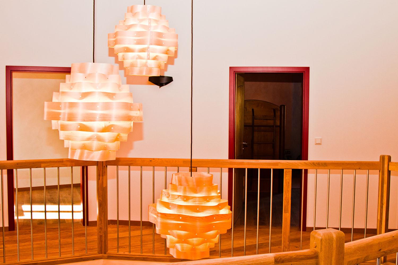 Lärchenhaus: Innenperspektiven | Chiemsee Wg